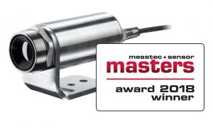 Xi 80 - honored with the messtec + sensor masters award