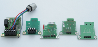 Pluggable, digital interface modules for maximal flexibility; simple to install via standard modules