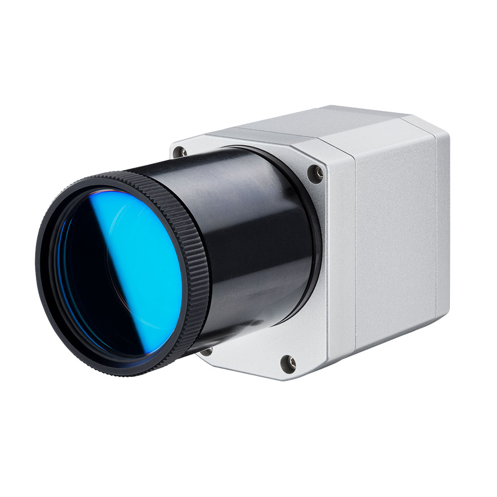 Short wavelength infrared camera for metal, graphite and ceramics