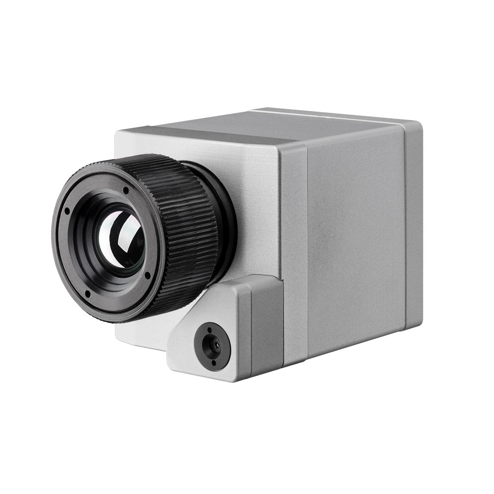 Infrared camera optris PI200 using BI-SPECTRAL technology