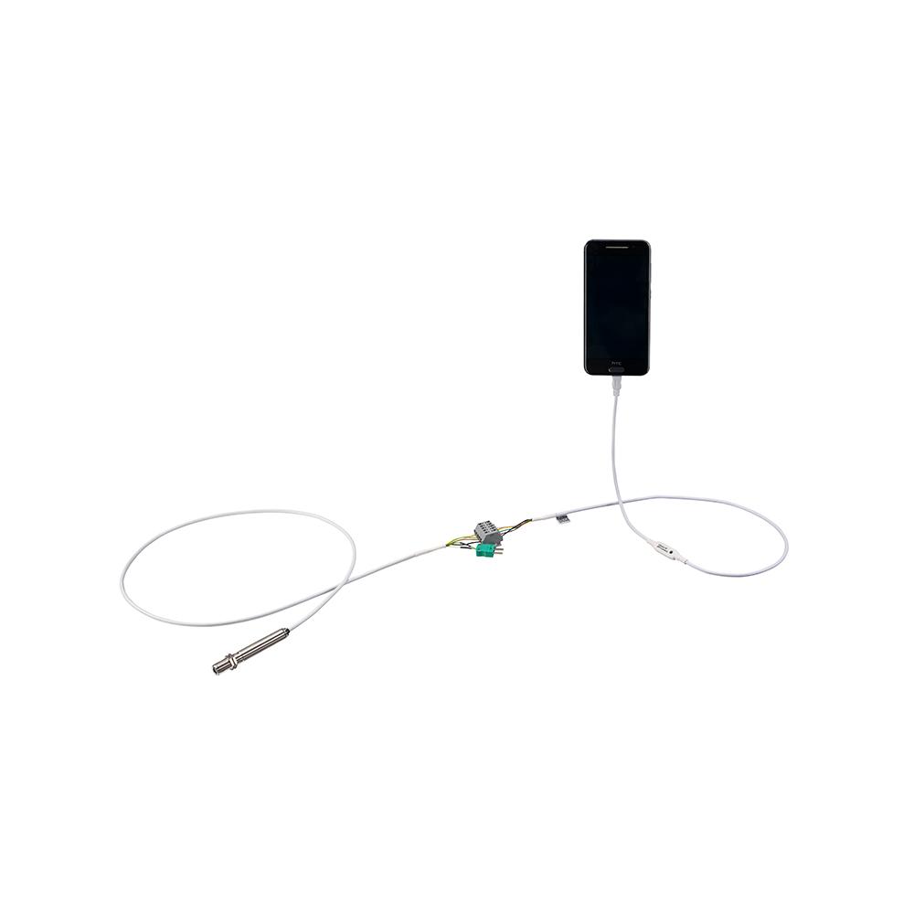 Compact IR pyrometer for OEM applications: optris CS LT